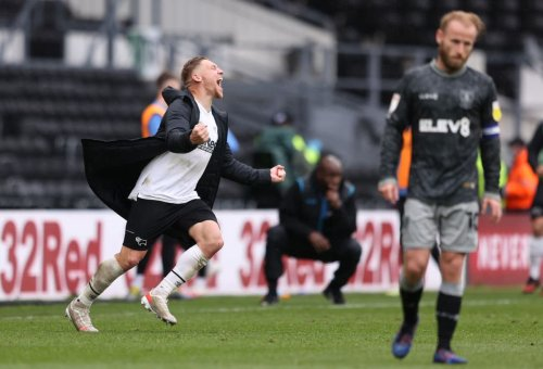 Sheffield Wednesday, Rotherham and Wycombe relegated from Championship as Derby draw to survive