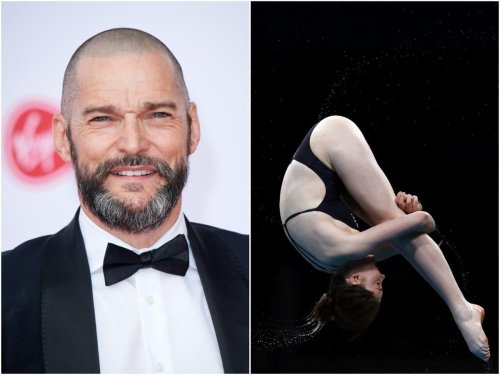 First Dates' Fred Sirieix celebrates as daughter Andrea competes at the Olympics