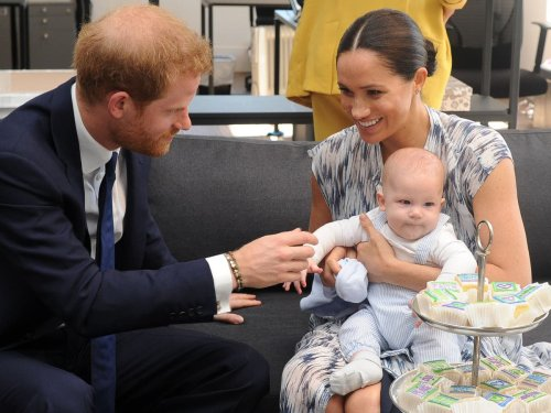 Archie can choose whether he wants to be a prince when he turns 18, says royal biographer
