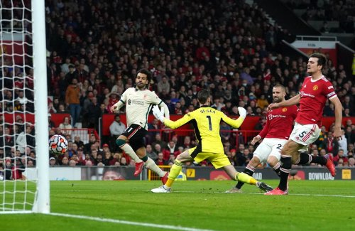 Luke Shaw felt result like Liverpool demolition was coming for Manchester United