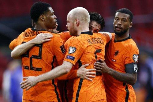 Netherlands reveal provisional Euro 2020 squad