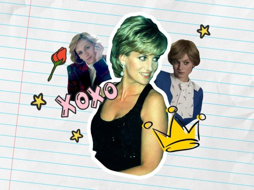 How Spencer, The Crown and the internet turned Princess Diana into a Gen-Z queen