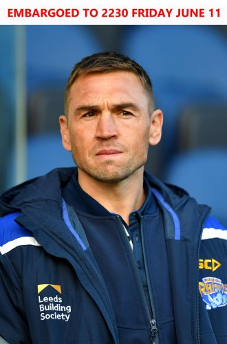 Director of rugby Kevin Sinfield to leave Leeds Rhinos at the end of the season