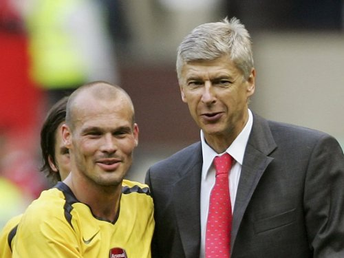 Arsenal fans may 'regret how they behaved' towards Arsene Wenger, says Freddie Ljungberg