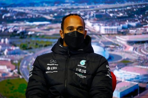 Lewis Hamilton empathises with Max Verstappen over F1 title 'pressure'