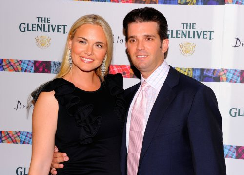 Trump Jr's ex-wife 'had relationship with Secret Service agent' assigned to protect family