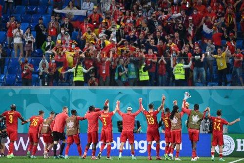 Roberto Martinez: Win will allow Belgium to grow into Euro 2020