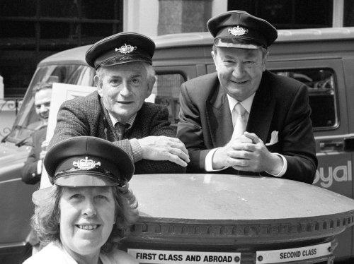 'Last of the Summer Wine' actor Robert Fyfe dies aged 90