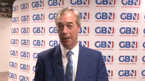 Opinion: The good ship GB News is listing – and Nigel Farage is here to sink it