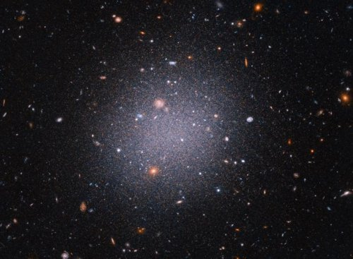 Dark matter has gone 'missing' from galaxy and scientists don't know why
