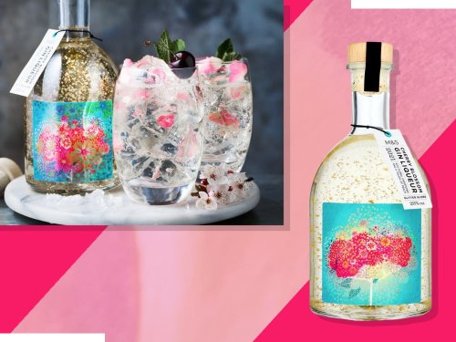 M&S's light up gin is back for spring – and this time there's a new flavour