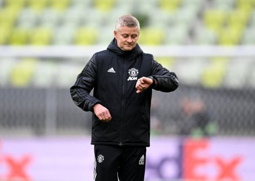 Ole Gunnar Solskjaer takes Man Utd training ahead of Tottenham clash