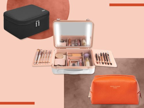 These are the best storage solutions for your make-up kit