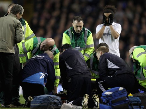 Fabrice Muamba says Christian Eriksen collapse 'brought back emotions I never wanted to relive'