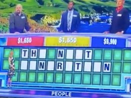Wheel of Fortune contestant makes one of the worst guesses in the show's history