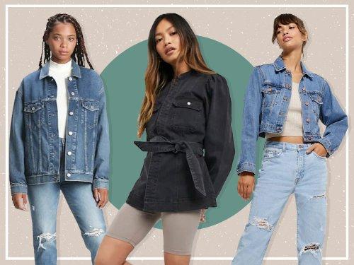 8 best denim jackets for women that will spruce up your spring wardrobe