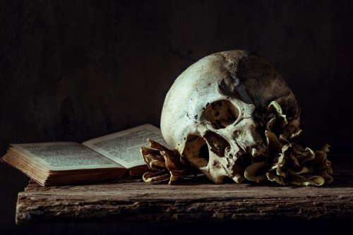What are the benefits of thinking about your own death?