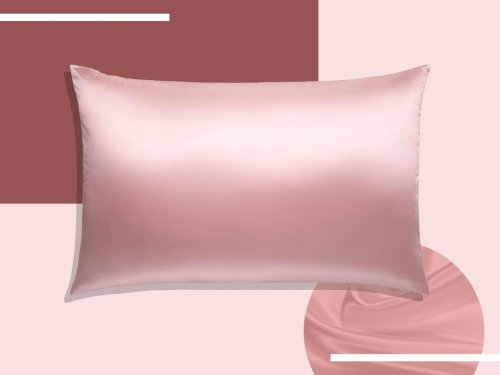Can the Silk Works London mulberry silk pillowcase banish our bedhead?