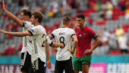 Euro 2020 matchday nine: Germany assure 'group of death' is alive and kicking