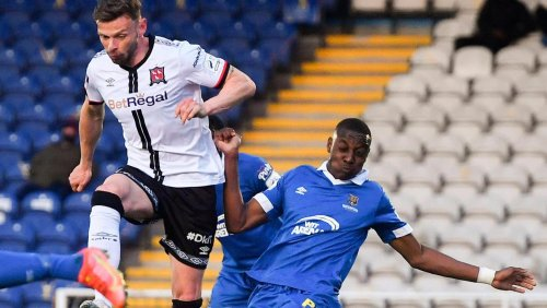 Andy Boyle on target as resurgent Dundalk sink Waterford
