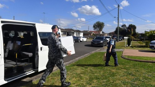 Australia tightens Covid rules as army patrols Sydney, lockdown extended in Brisbane