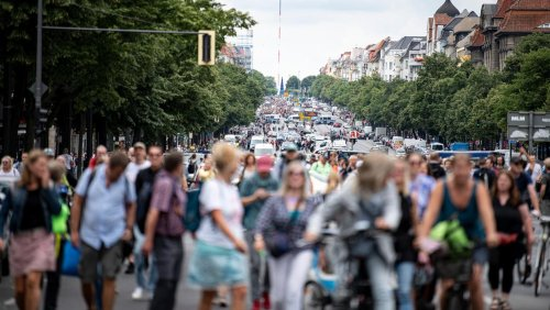 Man dies after being detained by Berlin police during anti-restrictions demo