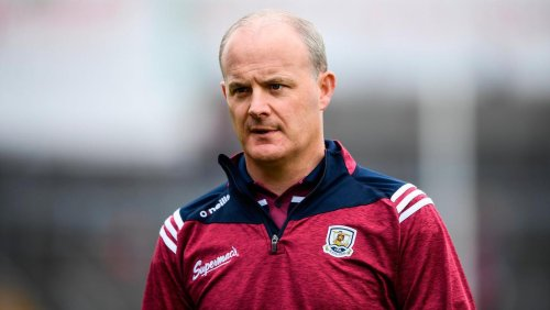 Local media report Mícheál Donoghue is out of race to become next Galway hurling manager