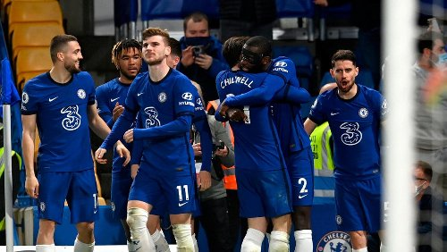 Chelsea gain revenge over Leicester with crucial win in top-four race