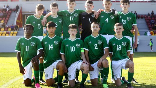 Wicklow trio in fine form on duty for Ireland against Montenegro