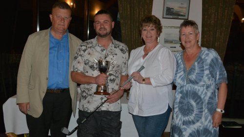 'Tubber' wins Ciss Darcy Cup in style