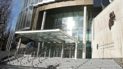 Three men charged with violent disorder after incident on Dublin's South William Street