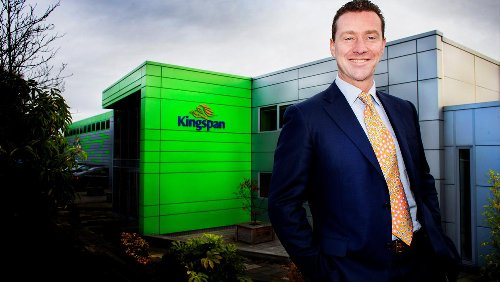 Kingspan reports 'strong' start to the year with sales of €1.28bn