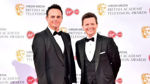 Ant and Dec reveal they have had the coronavirus jab