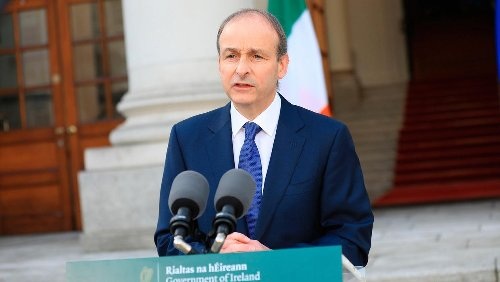 Taoiseach launches stinging attack on Irish MEPs 'who constantly attack the European Union'