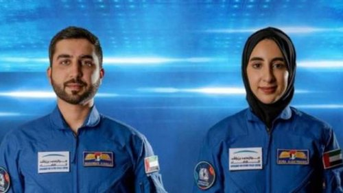 UAE names its first female astronaut as it aims for Mars colony by 2117