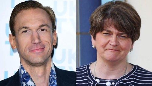 TV presenter Dr Christian Jessen raises less than £10k of £150k legal bill for libeling Arlene Foster