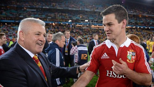 The Left Wing: Lions fallout - Sexton's durability, Gatland's grenades and a mixed day for Ireland