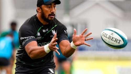 Bundee Aki expected to be fit for November internationals as Iain Henderson returns for Ulster