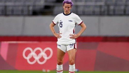 Trump in tirade against 'leftist maniacs' in USA women's football team