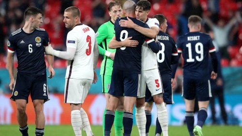 Celebrities react to 'tight' Euro 2020 draw between England and Scotland