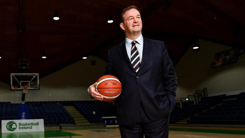 'There is huge scope for growth' – John Feehan 'excited' by new role as Basketball Ireland CEO
