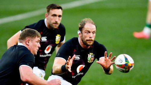'It didn't feel as if we had any advantage' - Alun Wyn Jones responds to Rassie Erasmus' referee claims