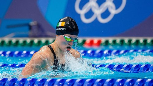 Mona McSharry finishes 8th in 100m breaststroke final at Tokyo Olympics