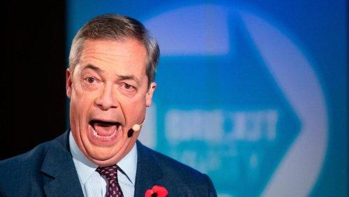 'Nigel Farage has a great understanding of Irish history' says former Ukip MLA
