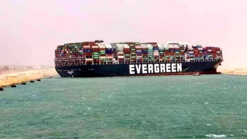 Owners and insurers of giant container ship that blocked Suez Canal agree compensation with authorities
