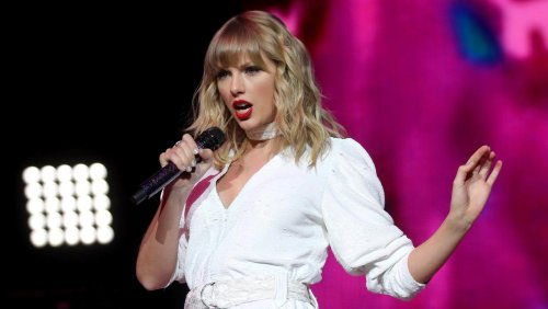 Taylor Swift reveals release date for re-recorded album