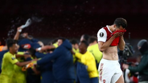 Arsenal miss out on Europa League final against Man United after scoreless draw with Villarreal