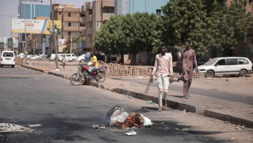 Sudan military leader fires six diplomats who criticised coup