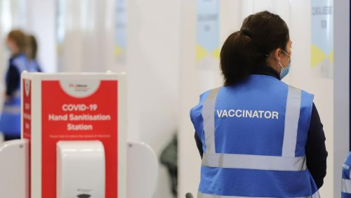 Rise in daily number of unvaccinated getting jabs, says HSE official