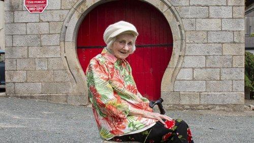 Aughrim woman celebrates 97th birthday